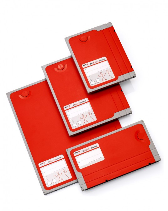 Agfa CR MD4.0T Speicherfolienkassetten