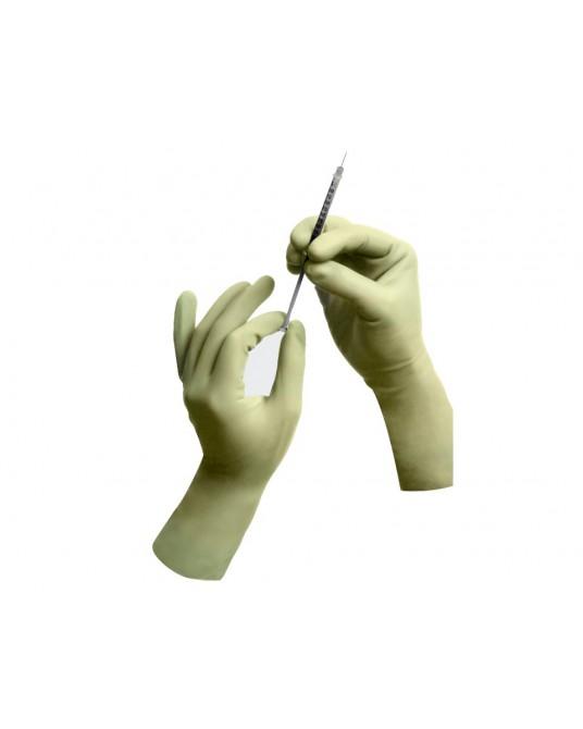 Sterile Röntgenhandschuhe ohne Latex und Blei