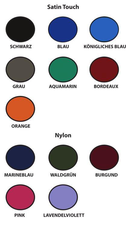 Schutzmaterial - Farben